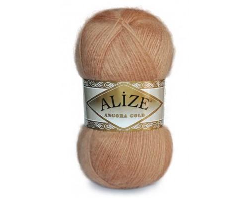 Alize Angora Gold (80% Акрил 10% Мохер 10% Шерсть, 100гр/550м)