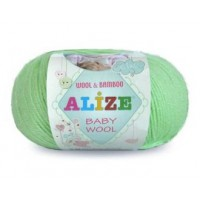 Alize Baby Wool (40% Акрил 20% Бамбук 40% Шерсть, 50гр/175м)