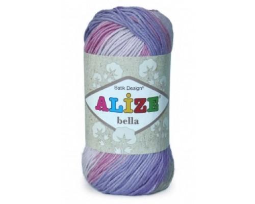 Alize Bella Batik (100% Хлопок, 50гр/180м)