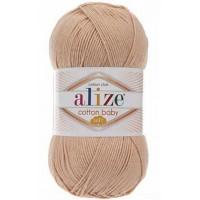 Alize Cotton Baby Soft (50% Хлопок, 50% Акрил, 100гр/270м)