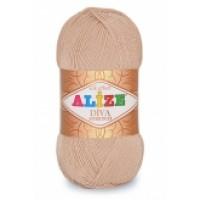 Alize Diva Stretch (92% Акрил Микрофибра 8% Эластик, 100гр/400м)