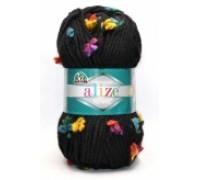 Пряжа Alize Maxi Flower Ализе Макси Флоуер купить на официальном сайте pryazha-vsem.ru недорого по невысоким ценам, со скидками почти по оптовым ценам дешево в магазине Пряжа ВСЕМ