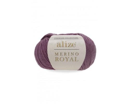 Alize Merino Royal 100% Шерсть (100% Меринос, 50гр/100м)