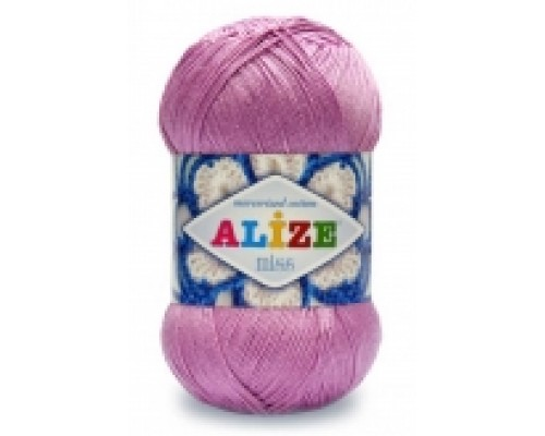 Alize Miss (100% Хлопок Мерсеризованный, 50гр/280м)