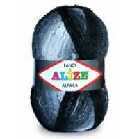 Alize Rainbow (15% Альпака 60% Акрил 10% Полиэстр 15% Шерсть, 350гр/875м)