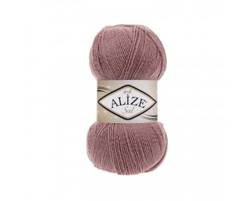 Alize Sal Sim (95% Акрил 5% Металлик, 100гр/460м)