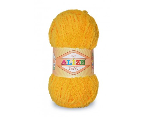 Alize Softy (100% Микрополиэстр, 50гр/115м)