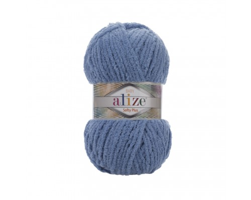 Alize Softy Plus (100% Микрополиэстр, 100гр/120м)