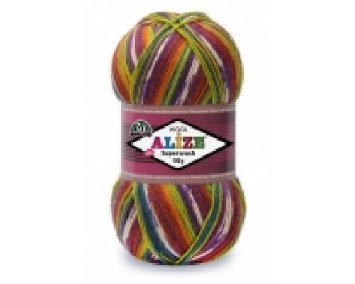 Alize Superwash (25% Полиамид 75% Шерсть, 50гр/210м)