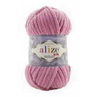 Alize Velluto (100% Микрополиэстер, 100гр/68м)