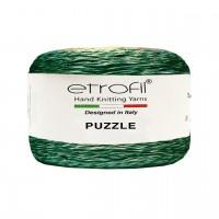Etrofil Puzzle (60% органический хлопок, 40% акрил антипиллинг, 250гр/1000м)