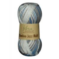 Fibra Natura Bamboo Jazz Multi  (50% Бамбук 50% Хлопок, 50гр/120м)