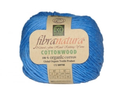 Fibra Natura Cottonwood (100% Хлопок Органический, 50гр/105м)