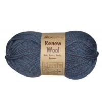 Fibra Natura Renew Wool (65% Шерсть Виргинская 35% Шерсть Переработанная, 50гр/100м)