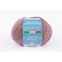 Filatura Di Crosa Inca Wool (40% бейби альпака, 35% шерсть, 25% полиакрил, 50гр/200м)