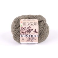 Filatura Di Crosa Rustico (100% Шерсть Мерсеризованная, 50гр/65м)