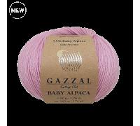 Пряжа Gazzal Baby Alpaca Газзал Беби Альпака купить на официальном сайте pryazha-vsem.ru недорого по невысоким ценам, со скидками почти по оптовым ценам дешево в магазине Пряжа ВСЕМ
