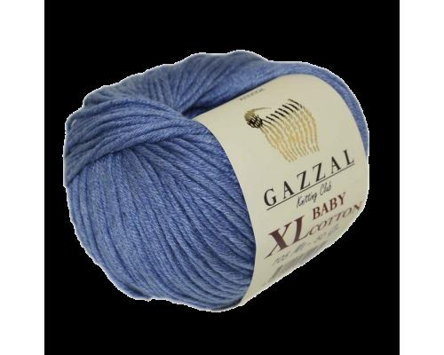 Пряжа Gazzal Baby Cotton Xl Газзал Беби Котон XL купить на официальном сайте pryazha-vsem.ru недорого по невысоким ценам, со скидками почти по оптовым ценам дешево в магазине Пряжа ВСЕМ