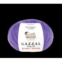 Gazzal Baby Wool (20% Кашемир 40% Полиакрил 40% Шерсть Мериносовая, 50гр/175м)
