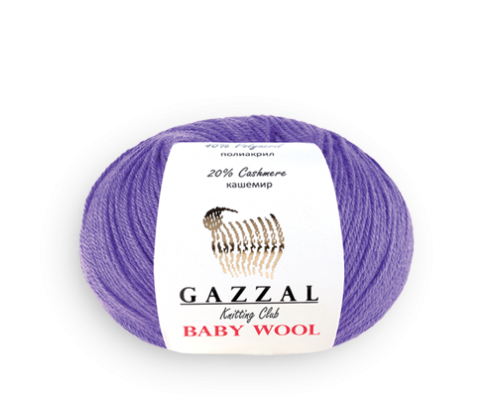 Пряжа Gazzal Baby Wool Газзал Беби Вул купить на официальном сайте pryazha-vsem.ru недорого по невысоким ценам, со скидками почти по оптовым ценам дешево в магазине Пряжа ВСЕМ