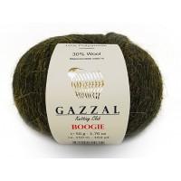 Gazzal Boogie (30% Шерсть, 10% Полиамид, 60% Акрил, 50гр/150м)