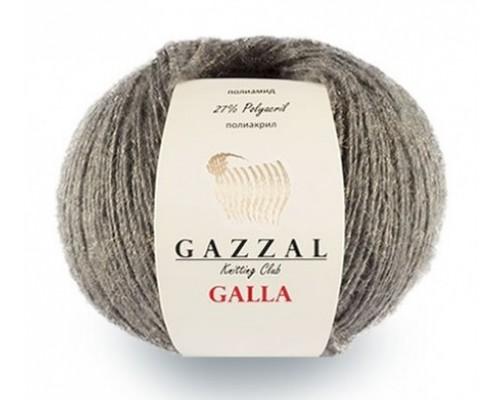 Gazzal Galla (27% Акрил 25% Полиамид 48% Шерсть Мериносовая, 100гр/300м)