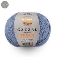 Gazzal Jeans (58% Хлопок, 42% Акрил, 50гр/170м)