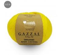 Пряжа Gazzal Organic Baby Cotton Газзал Органик Беби Котон купить на официальном сайте pryazha-vsem.ru недорого по невысоким ценам, со скидками почти по оптовым ценам дешево в магазине Пряжа ВСЕМ
