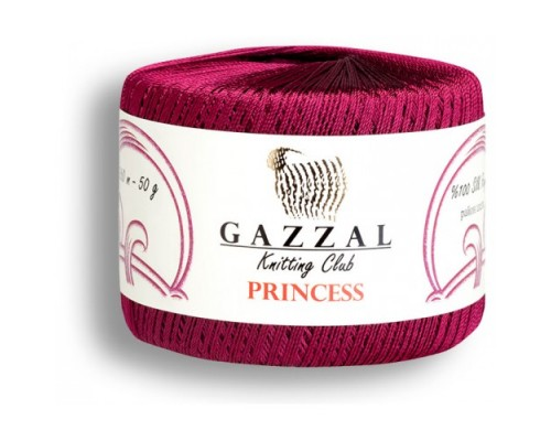 Gazzal Princess (100% Район (Вискозный шёлк), 50гр/260м)