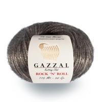 Gazzal Rock N Roll (21% Полиакрил 70% Полиамид 9% Шерсть Мериносовая, 50гр/115м)