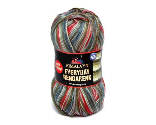 Пряжа Himalaya Everyday Rengarenk Гималаи Эвридей Ренгаренк купить на официальном сайте pryazha-vsem.ru недорого по невысоким ценам, со скидками почти по оптовым ценам дешево в магазине Пряжа ВСЕМ