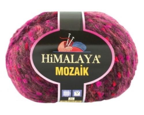 Himalaya Mozaik (31% Акрил 36% Мохер 33% Полиамид, 50гр/85м)