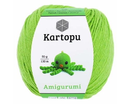 Kartopu Amigurumi (51% Акрил 49% Хлопок, 50гр/130м)