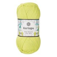 Kartopu Baby Natural (51% Акрил 49% Хлопок, 100гр/160м)