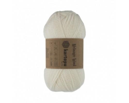 Kartopu Melange Wool (80% Полиамид 20% Шерсть, 100гр/170м)