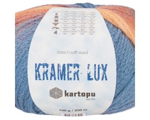 Пряжа Kartopu Kramer Lux Картопу Крамер Люкс купить на официальном сайте pryazha-vsem.ru недорого по невысоким ценам, со скидками почти по оптовым ценам дешево в магазине Пряжа ВСЕМ
