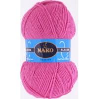 Nako Alaska (15% верблюжья шерсть, 25% шерсть, 60% акрил, 100гр/204м)