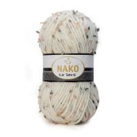 Nako Kar Tanesi (65% Акрил Премиум 10% Полиамид 5% Полиэстр 20% Шерсть, 100гр/100м)