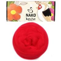 Nako Keche (100% Шерсть, 50гр/2,5м)