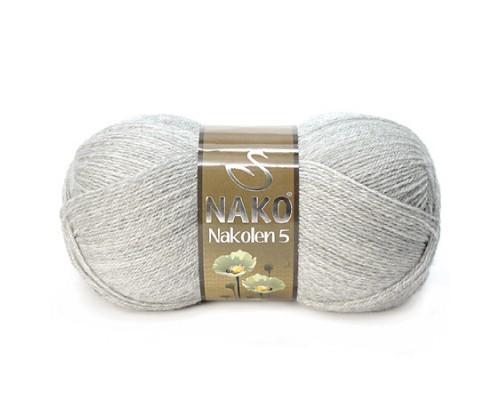 Nako Nakolen 5 (51% Акрил Премиум 49% Шерсть, 100гр/500м)