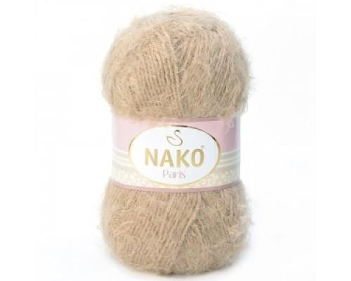 Nako Paris (40% Акрил Премиум 50% Полиамид 10% Полиэстр, 100гр/245м)