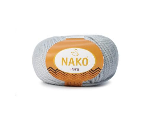 Nako Peru (25% Альпака, 25% Шерсть, 50% Aкрил, 100гр/130м)