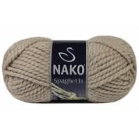 Nako Spaghetti (75% Акрил 25% Шерсть, 100гр/60м)