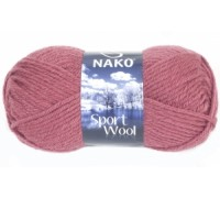 Пряжа Nako Sport Wool Нако Спорт Вул купить на официальном сайте pryazha-vsem.ru недорого по невысоким ценам, со скидками почти по оптовым ценам дешево в магазине Пряжа ВСЕМ