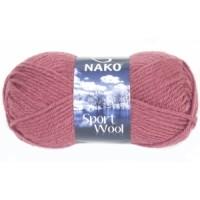 Nako Sport Wool (75% Акрил 25% Шерсть, 100гр/120м)