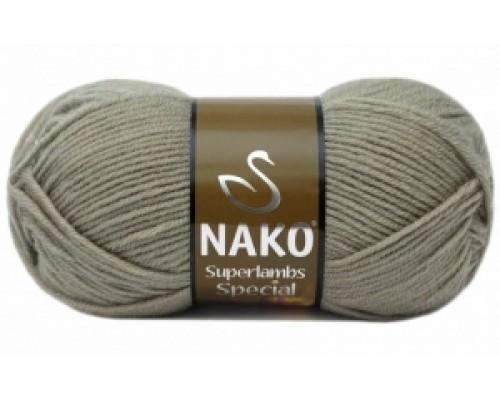 Nako Superlambs Special (51% Акрил Премиум 49% Шерсть, 100гр/200м)