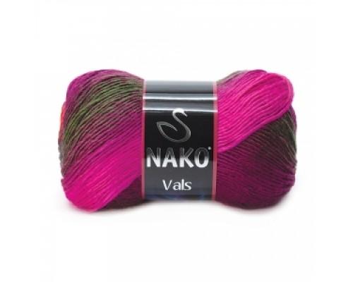 Nako Vals (100% Акрил, 100гр/240м)