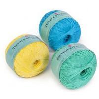 Цветное кружево (100% мерсеризованный хлопок, 50гр/475м)