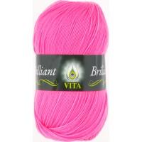 Vita Brilliant (55% Акрил 45% Шерсть (Ластер), 100гр/380м)