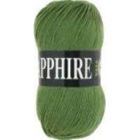 Vita Sapphire (55% Акрил 45% Шерсть (Ластер), 100гр/250м)